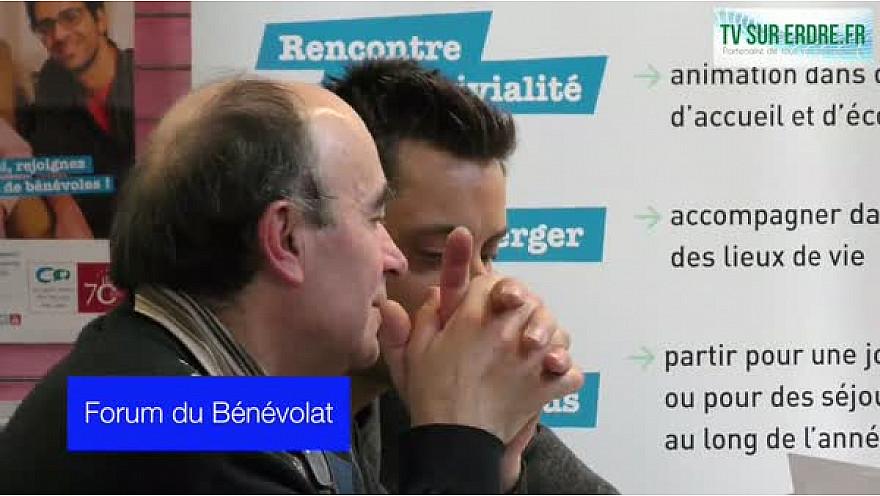 Le Forum de France Bénévolat à Nantes