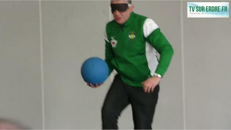 Initiation au Goalball