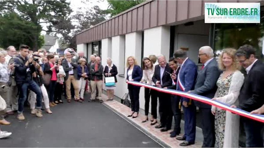Sucé-sur-Erdre : Inauguration de la nouvelle médiathèque