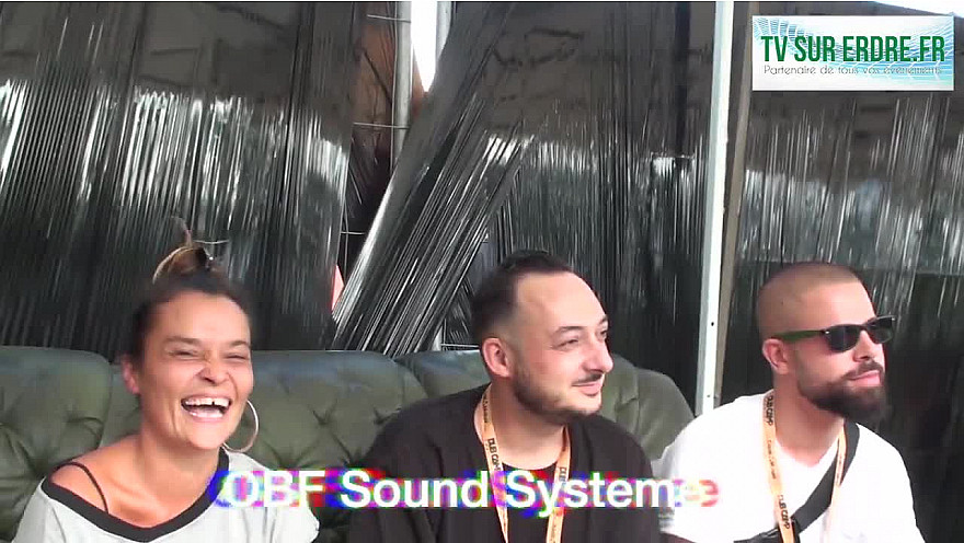 Interview Intégrale OBF Sound System #musique #reggae #obf #soundsystem #festival #interview #Exclusif