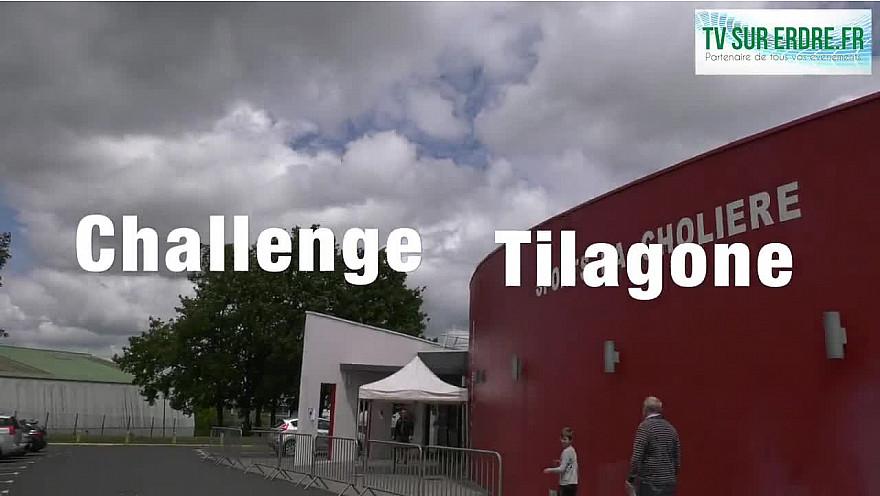 Challenge Tilagone 2019 organisé par #Orvault Badminton Club