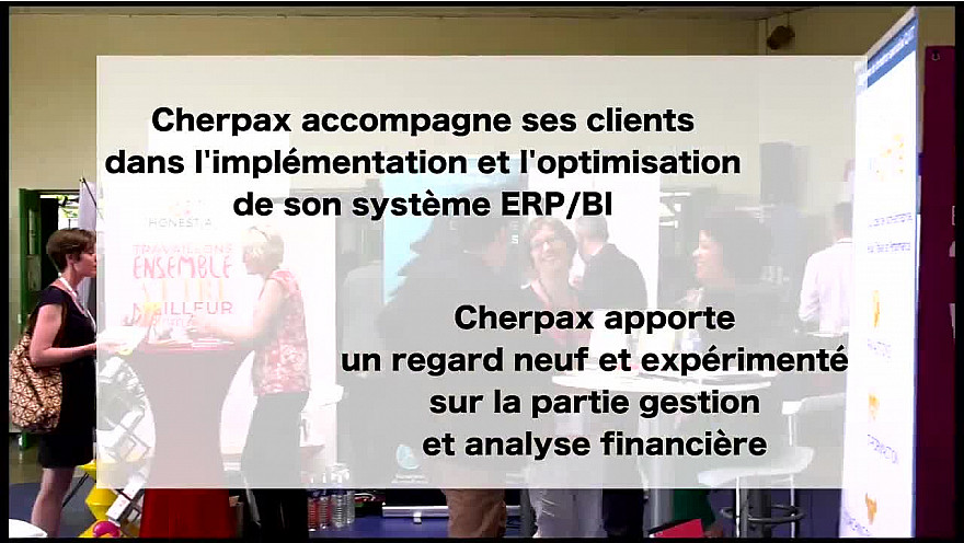 CHERPAX  #accompagnement #ERP #expert
