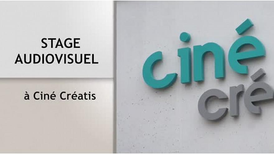 Ciné Créatis en Tournage