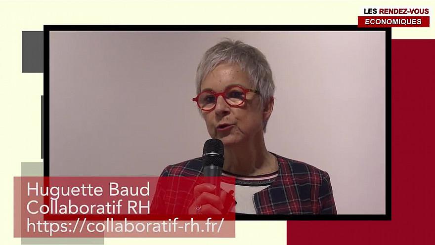 Les Rendez-vous Économiques Smartrezo-TvLocale CCI Nantes St Nazaire Huguette Baud #entreprendre #médiation #ressourceshumaines