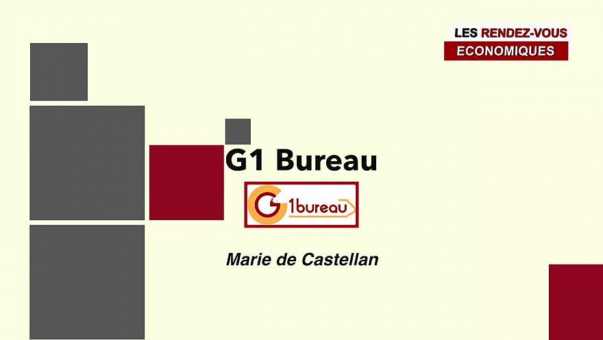 Marie-Cécile de Castelan - G1 Bureau #interview