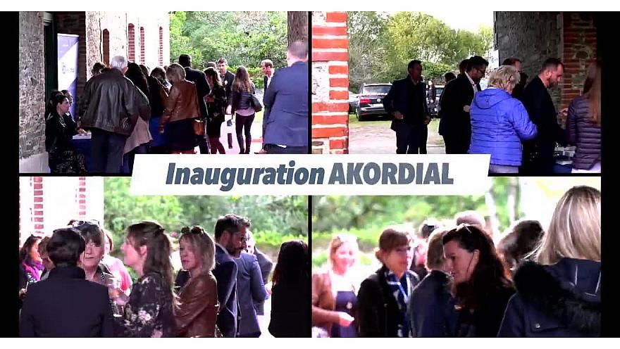 Inauguration AKORDIAL