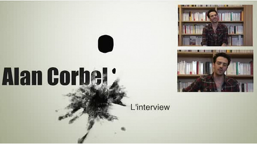 Interview d'Alan Corbel