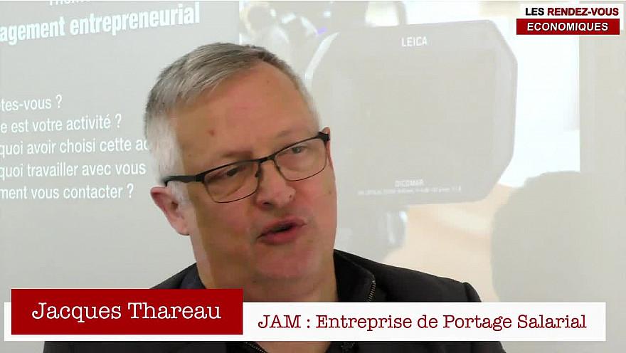 Les Rendez-vous Économiques Smartrezo : Jacques Thareau #CPME44 #interview #engagement #entrepreneur