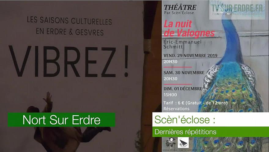 Nort sur Erdre : La Nuit de Valognes
