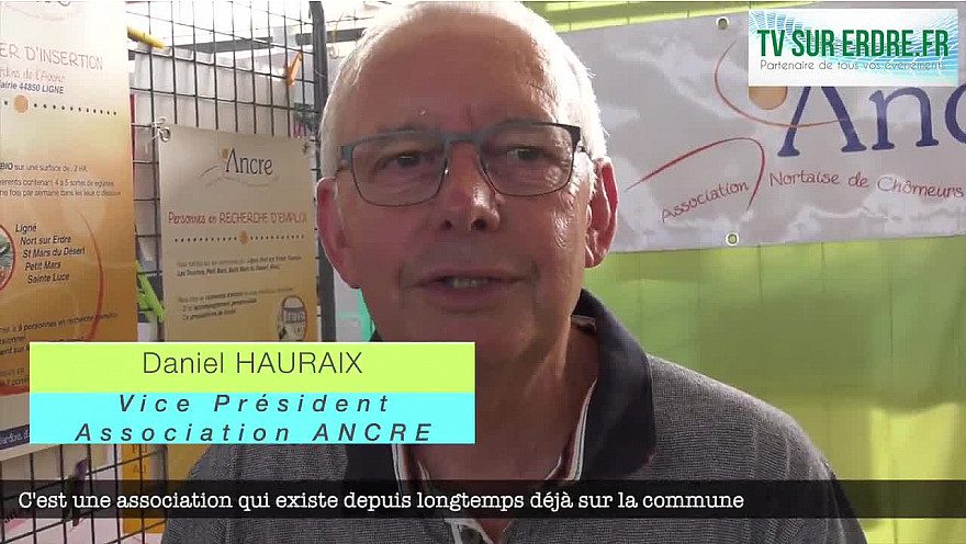 Le forum des Associations ANCRE44 @forum @association @interview