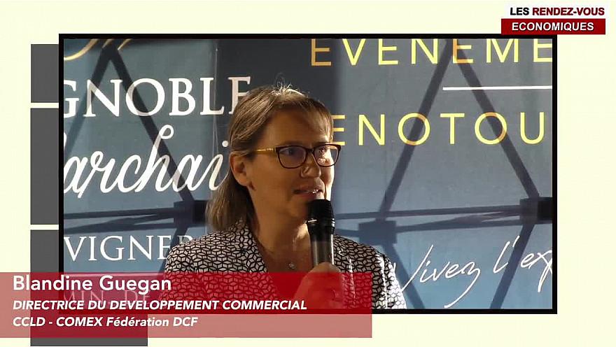 Les Rendez-vous Économiques Smartrezo 13/12 Blandine Guegan #entreprendre #valorisersonofffrecommerciale #prospectionagreable
