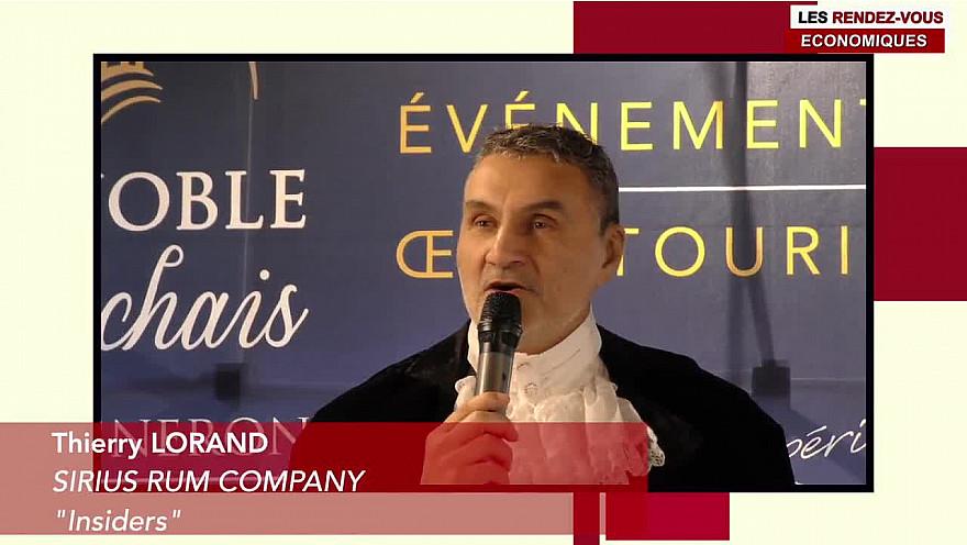 Les Rendez-vous Économiques Smartrezo 13/12 Thierry Lorand #entreprendre #valorisersonofffrecommerciale #prospectionagreable