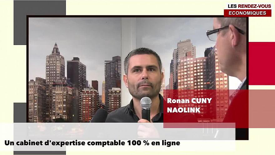 Les Rendez-vous Économiques Smartrezo NAOLINK #interview #dématérialisation