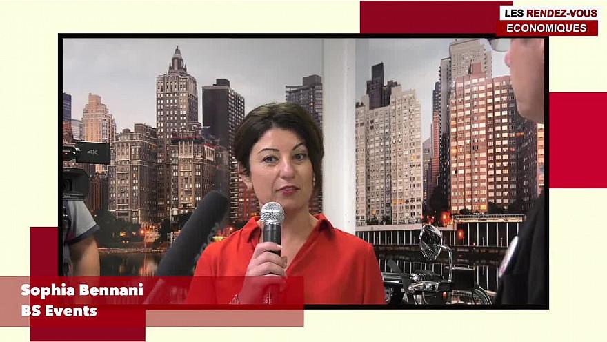 Les Rendez-vous Économiques Smartrezo Sophia Bennani #interview #dématérialisation