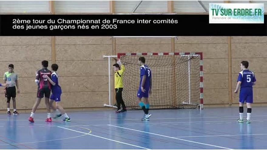 Ligné : Championnat de France Handball
