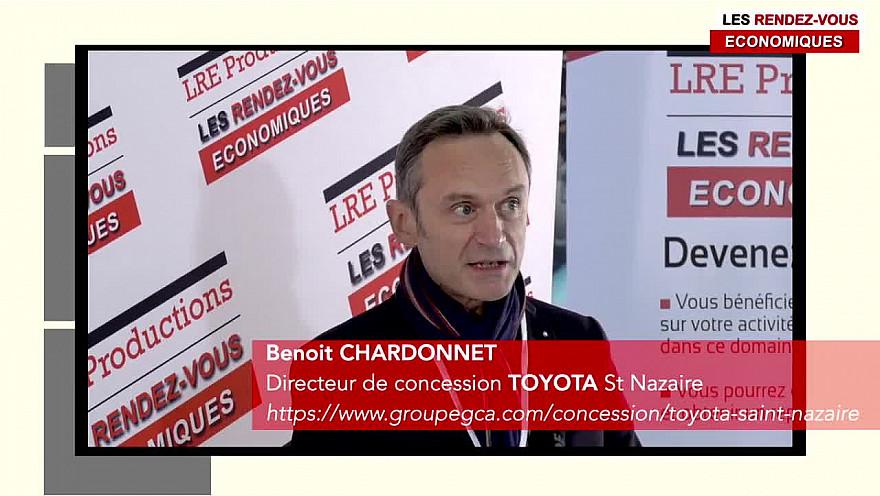 Interview - Benoit CHARDONNET - Directeur Concession Toyota St Nazaire