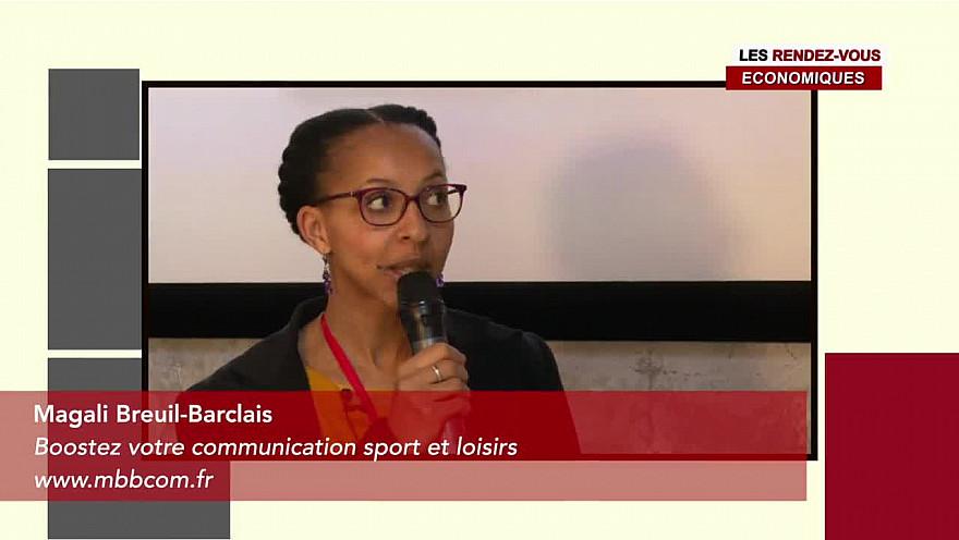 Les Rendez-vous Économiques Magali Breuil-Barclais #interview #communication #digital