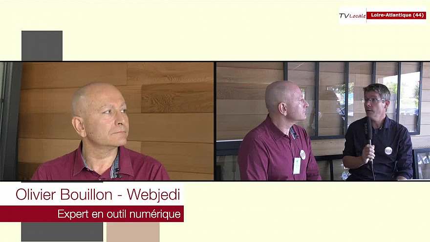 Les Rendez-vous Économiques Olivier Bouillon WEBJEDI @entreprise @économie @Qwant