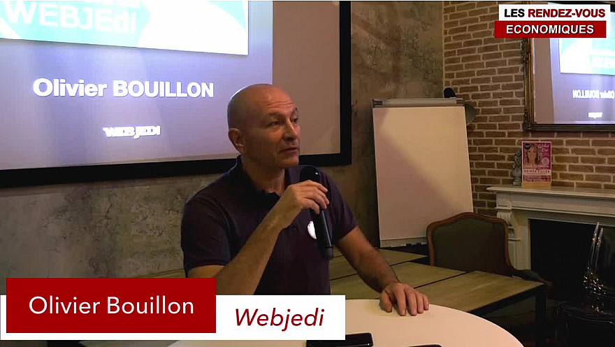 Les Rendez-vous Économiques Olivier Bouillon #lacommunicationdigitale