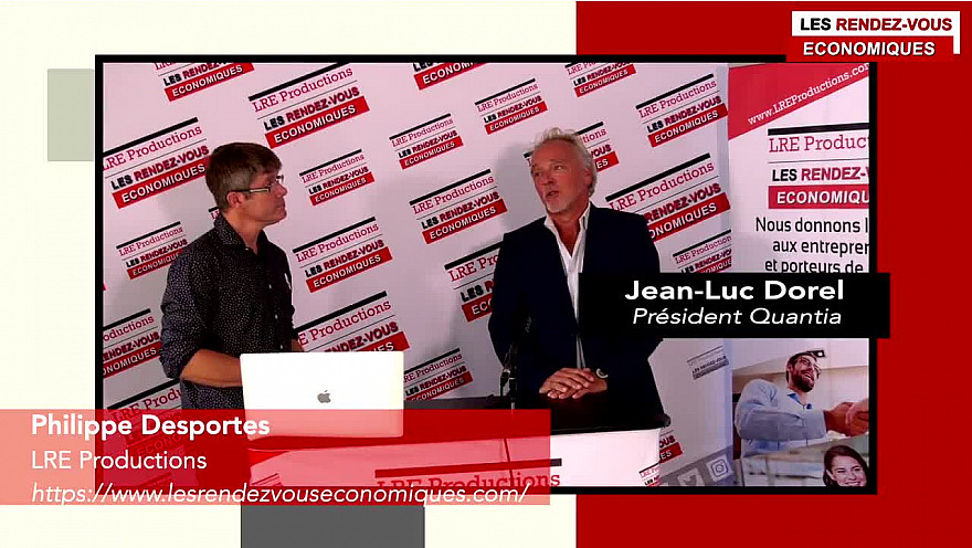 Interview : Jean-Luc Dorel