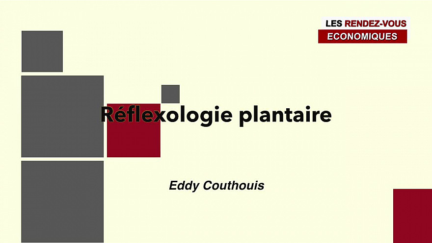 Eddy Couthouis, reflexologue plantaire #interview