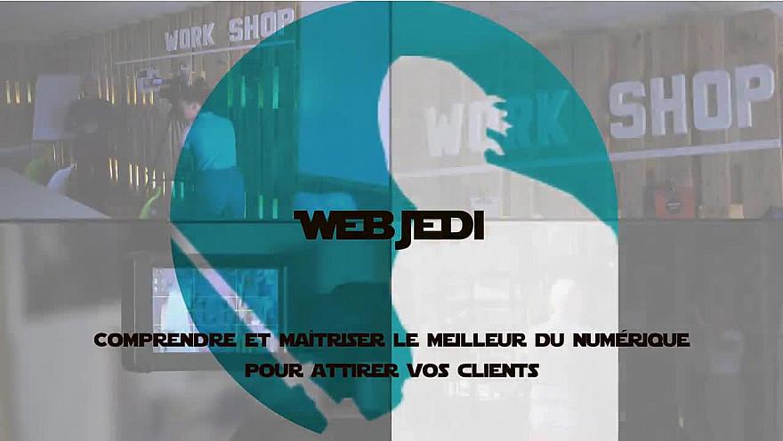 Webjedi : Comprendre et maîtriser le numérique