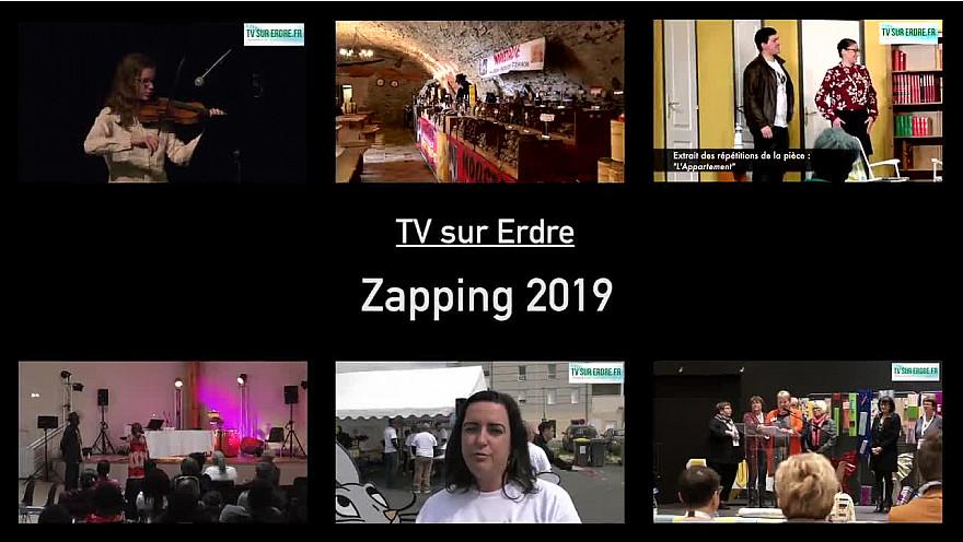 TV sur Erdre : Le zapping 2019