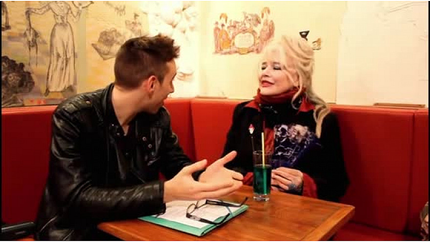 Armande Altaï - interview ( Meeting Time par Guillaume Muller ) @Altai_Armande #tvlocale