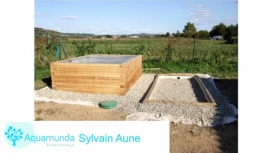 Sylvain Aune - Aquamunda : une alternative écologique et esthéthique aux fosses septiques