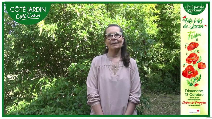 Côté Jardin Côté Coeur Fête l'Art du Jardin pour sa 7ème année ! Château de Pompignan - le dimanche 13 octobre 2019 de 9h00 à 18h