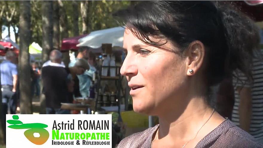 Astrid Romain, naturopathe au micro de Gisèle Dos Santos et Michel Lecomte