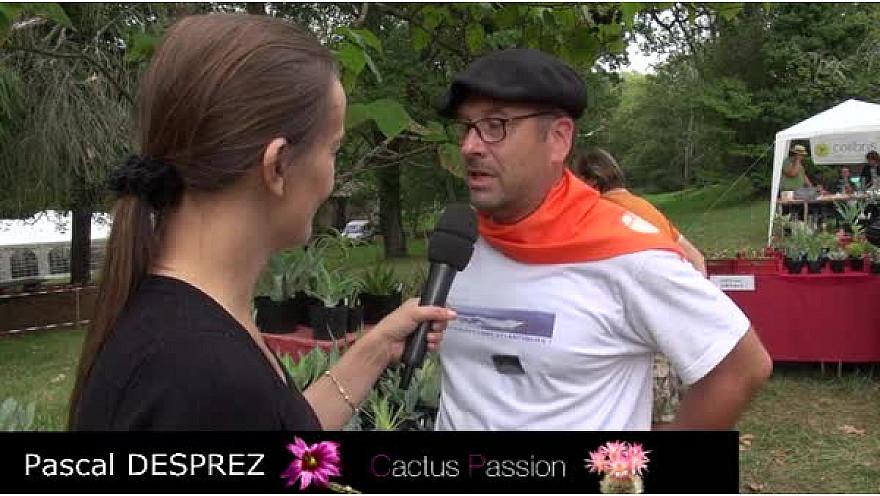 Pascal Desprez - Cactus Passion - Producteur