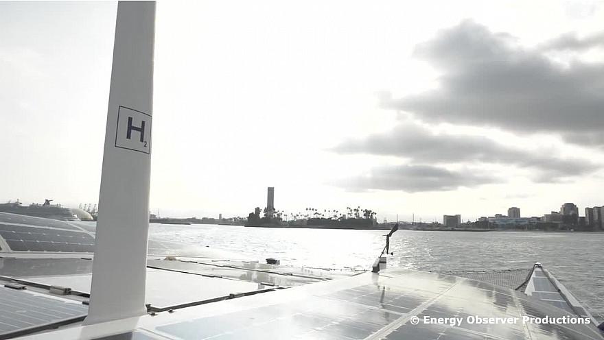 Première escale américaine du navire du futur : Energy Observer est à Long Beach du 23 au 28 avril @energy_observer