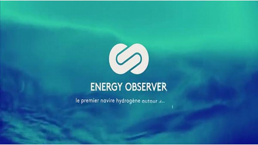 ENERGY OBSERVER MET LE CAP SUR LES ÉNERGIES DU FUTUR @energy_observer