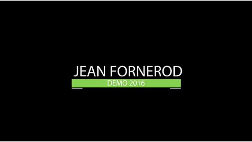 Jean Fornerod - Comédien
