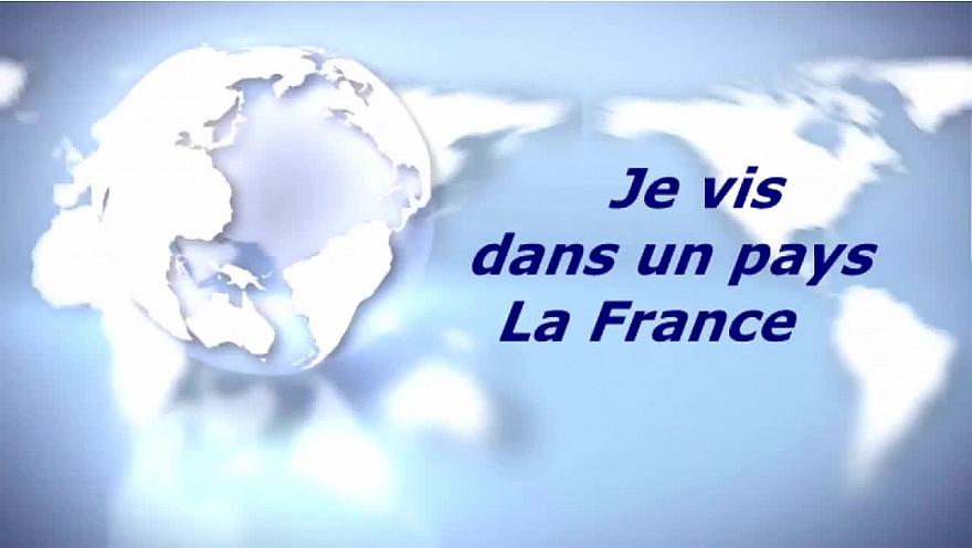 Jeunes Reporters du Tarn-et-Garonne - Où je vis ?  Je vis dans un pays la France