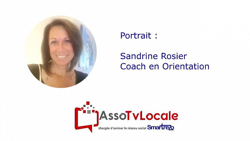 Portrait de  Sandrine Rosier - Coach en Orientation