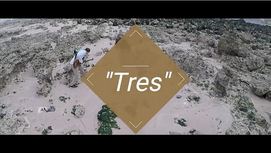 Après « Soleil Levant », les musiciens du trio Guitario présentent leur nouvel album intitulé « TRES ». @cjsGuitario