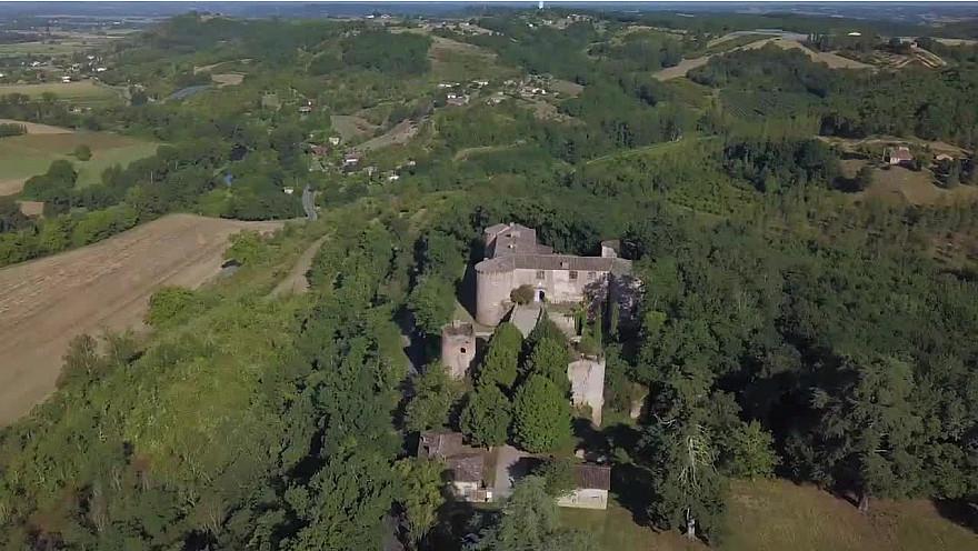 Documentaire Louis XIII à Piquecos en Tarn-et-Garonne