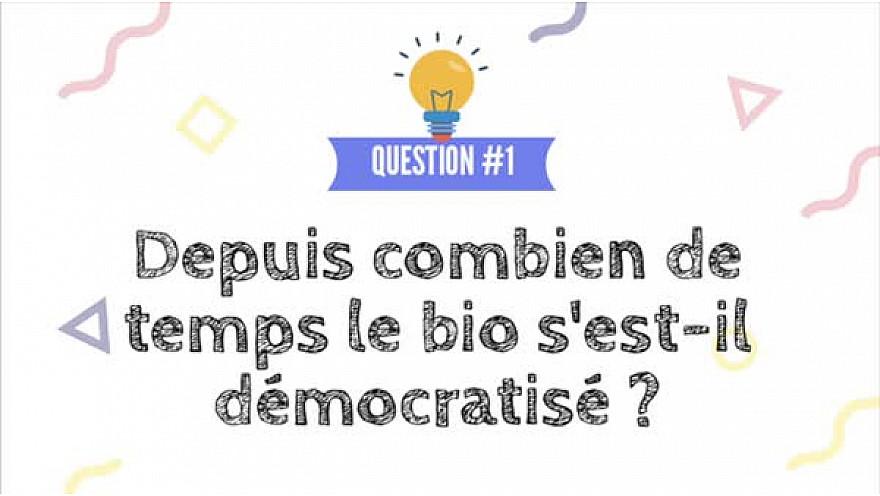 'Le bio, ce n'est pas un phénomène de 2016', Hervé Gélis, gérant du Biocoop à Castres