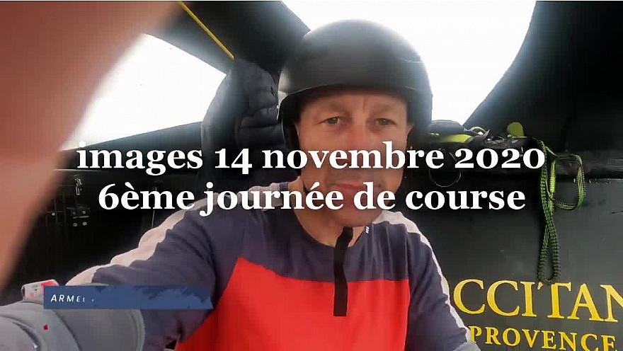 Vendée Globe 2020 : DES 'FUSÉES' VERS L'ALIZÉ et JÉRÉMIE BEYOU, LE RETOUR