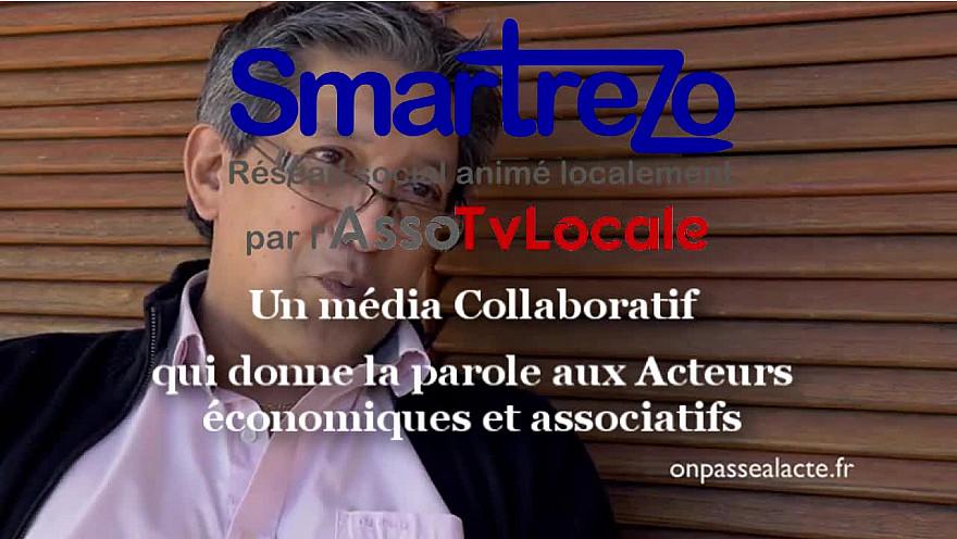 Pourquoi avoir créé la plateforme numérique Smartrezo #Smartrezo @assoTvLocale