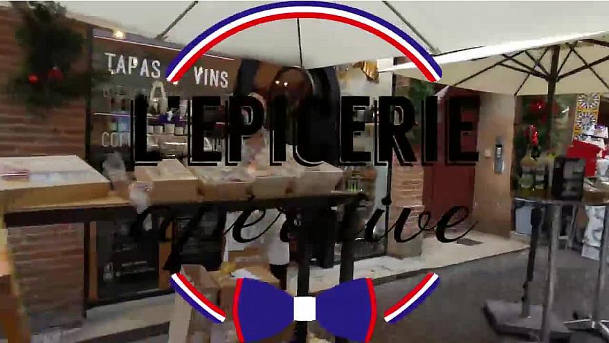 Les commerces de Montauban : l'Épicerie Apéritive rue du Greffe