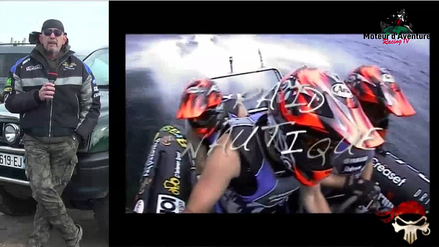 Smartrezo et Laurent Morin lance la WebTV Moteur d'Aventure Racing