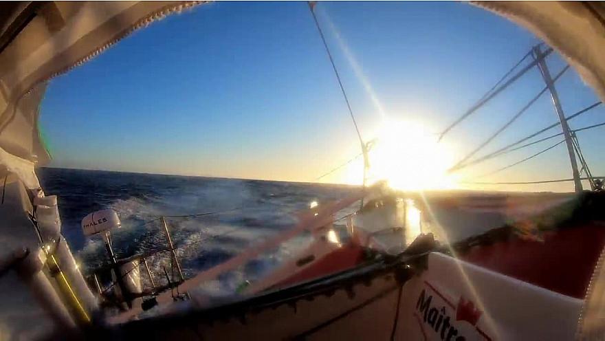 Vendée Globe 2020-2021 : les images envoyées les 5 et 6 décembre par les Cap Horniers
