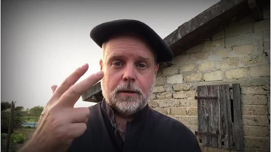 'humour rural de David contre l'absurdité'  : aujourd'hui la cause des Pêcheurs
