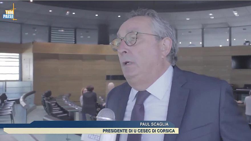 Télé Paese Corsica Éducation : Tenue exceptionnelle d'une séance plénière du CESEC de Corse à Bastia @TelePaese @CesecDeCorse