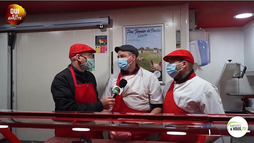 Le porc fermier de Vendée élevé en plein air : LA TRADITION A DU BON #PorcVendéen #Porc