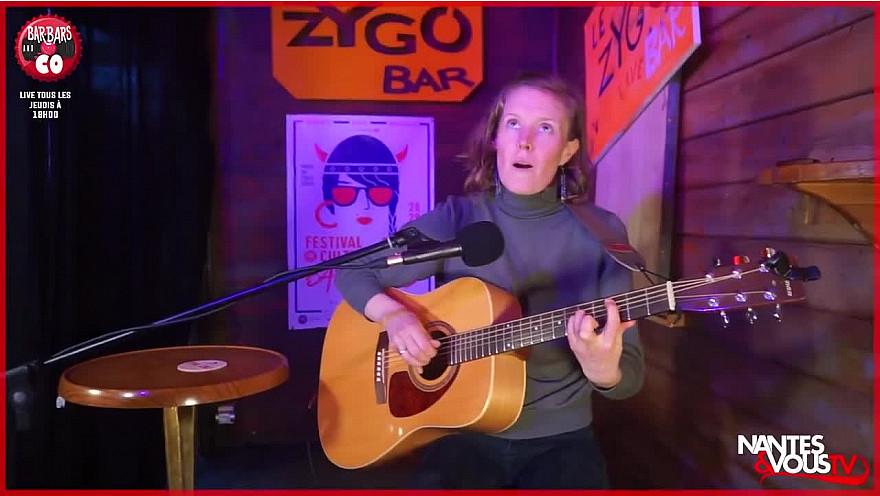 GRA-TV : ANNA GREENWOOD - BAR-BARS & CO 8