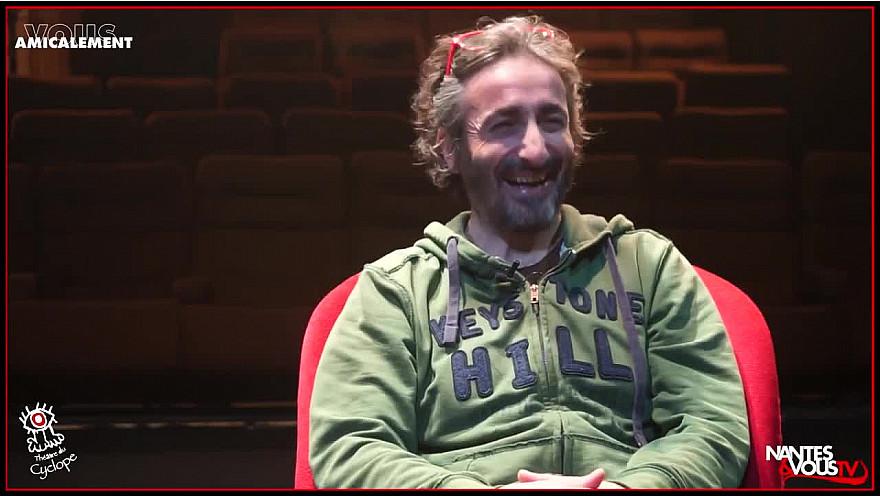 Nantes&VousTV 'Culture Urbaine' : AMICALEMENT SAMUEL - COMEDIEN